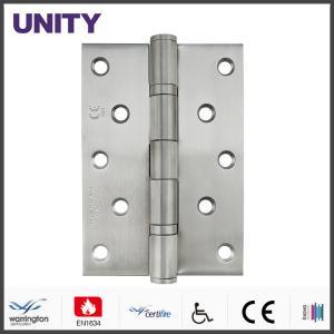 China EN1634-1 Exterior Door Hinges , Flat Door Hinges HB503530 Fire Rated Timber on sale