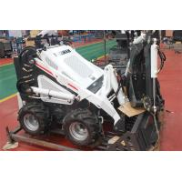 Wholesale Mini skid steer loader hy380 with different attachments for farm garden and construction from china suppliers