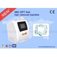 China 2000W High Frequency IPL Hair Removal machines Skin Rejuvenation on sale