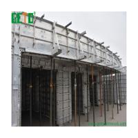 Wholesale Used Concrete Forms Construction Aluminum Alloy Template/Warehouse Construction Materials/Used Aluminum Formwork from china suppliers