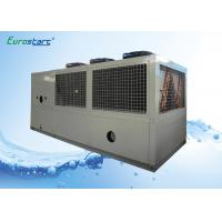 Wholesale Free Standing R407C Monobloc Air Cooled Packaged Chiller 311KW Cooling Capacity from china suppliers