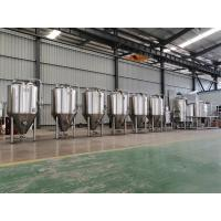 Wholesale Beer brewing equipment for brew pub; beer machine from china suppliers