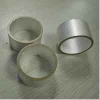 Wholesale Tubular Or Ring Shape Piezo Ceramic Plate For Ultrasonic Sensors from china suppliers