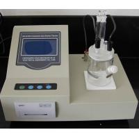 Wholesale GD-2122B Automatic Transformer Oil Water Content Testing Instrument from china suppliers