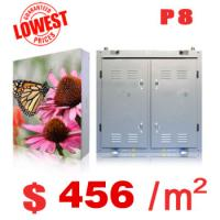 Wholesale P8 Outdoor LED Screen Fixed Lowest Price from china suppliers