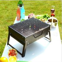 China Factory price villa High Quality Outdoor Mini Barbecue/BBQ/Barbeque Grill for 3 people on sale