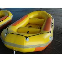 Wholesale CE Authenticate 0.9 PVC inflatable drift boat from china suppliers