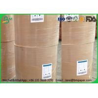 Wholesale 55 - 120gsm Woodfree Uncoated Paper , Double Sided Uncoated Offset Paper from china suppliers