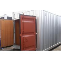 China Movable Steel Storage Container Houses , Steel Storage Container Homes on sale