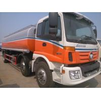 Buy cheap 2017s new foton auman 6*2 LHD 25cbm oil tank truck for sales, factory sale best price FOTON 25,000Liters refueler truck from Wholesalers