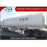Buy cheap Petrol Oil 6 Compartment 42000L Aluminium Fuel Tanker from wholesalers