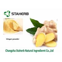 Wholesale Ginger Root Extract,Vegetable extract Powder,Ginger powder,Taste adjust,Flavour,Drink additive from china suppliers