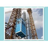 China Industrial Elevator Rack And Pinion Lift For Tower Crane And Gantry Crane on sale