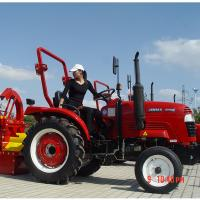 Wholesale Jinma JM240E compact tractor 24hp 2wd four wheel tractor for agricultural farm use from china suppliers