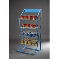 Buy cheap hot sale custon-made metal food display stand - COCA Walmart all used it from Wholesalers