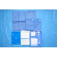 Buy cheap Anti Static Single Use Non Woven Surgical OB Pack Disposable Sterile Pack from Wholesalers