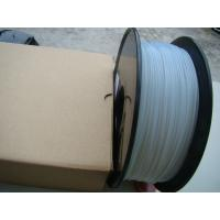 Wholesale 3D Printing Color Changing Filament High Performance , White To Blue from china suppliers