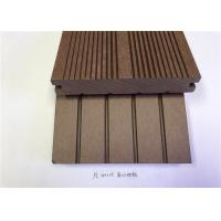 Wholesale PVC / PE / Wood Plastic Composite Flooring Customized Length And Width For House from china suppliers
