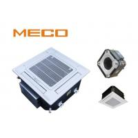 Wholesale 2 Tube 4 Way Hydronic Cassette Fan Coil Unit Build In Pump 1000CFM BMS Compatible from china suppliers