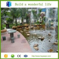 Wholesale China Supplier cheap wood plastic composite decking factory direct sale from china suppliers