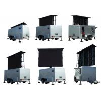 Wholesale muenled-T16 LED Advertising Trailer/outdoor led billboard from china suppliers