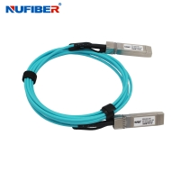 Wholesale 5M 10G SFP+ Active Optical Cable For FTTB Network from china suppliers