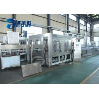 Wholesale High Efficency Drink Water Bottle Filling Machine With Human Design from china suppliers