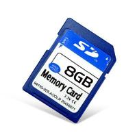 Wholesale 8GB SD Cards for Camera from china suppliers