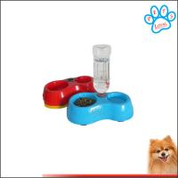Wholesale Free Shipping Dual Port Dog and cat Automatic Water Dispenser Feeder Utensils Bowl from china suppliers