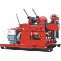 Wholesale 50-100 Meter Diesel Mining Drill Rig , Portable Core Drilling Machine from china suppliers