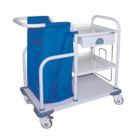 Wholesale Hospital Treatment Cart With Bag For Hospital Use Nursing Care Trolley from china suppliers