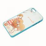 light blue sublimation phone case