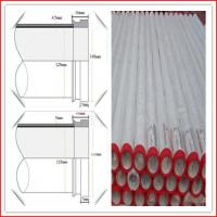Buy cheap DN125 3m 4.5mm ST52 factory 148mm SK end seamless concrete pump pipe from Wholesalers