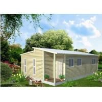 Wholesale Construction Prefab Bungalow Homes  from china suppliers