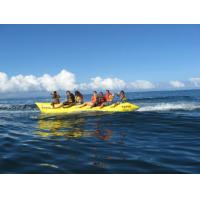 Wholesale CE PVC material pvc inflatable banana boat from china suppliers