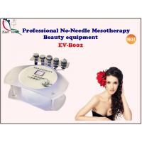 Wholesale Both Meical and salon use No-Needle mesotherapy equipment EV-B002(CE approved) from china suppliers