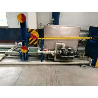 China Iron Servo Direct Connection Straight Line Wire Drawing Machine For Nails , Low Noise on sale