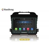 Wholesale 2012 Kia Sportage Dvd Player Car Stereo Syetm with Rockchip PK3 / BT / GPS from china suppliers