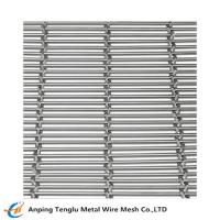 Wholesale Stainless Steel Cable Mesh Cable pitch: 80mm from china suppliers