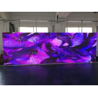 Wholesale P3.91 P5.95 P4.81500x500mm rental  Indoor LED Stage Screen LED Video Wall Conference Concert Background from china suppliers