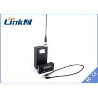Buy cheap Body Worn H.264 Encoded NLOS hdmi wireless video transmitter 15KM Long Range from wholesalers