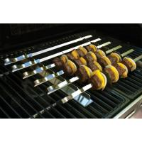 China Stainless steel BBQ Skewer on sale