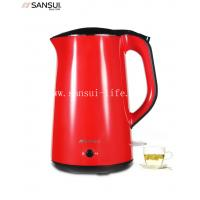 PTC 24hours thermostat technology, developed waterproof dual temperature thermal electric kettle