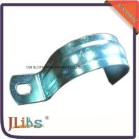 Wholesale No Screw ISO9001 Metal Tube Brackets Without Rubber , High Temperature Resistance from china suppliers