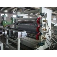 Wholesale PVC Membrane Sheet Extrusion Line 0.5-6mm Product Thickness For Roof Waterproof from china suppliers