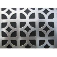 Wholesale Galvanised Steel Decorative Metal Panels , Ornamental Decorative Metal Grate For Ceilings from china suppliers