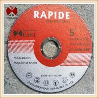 "Quality 5""metal ,steel cutting wheel/cutting disc for sale"