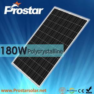Wholesale Prostar polycrystalline 170 watt solar panels for solar power plant from china suppliers