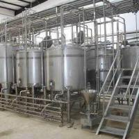 China Dairy Equipments/Milk Machinery with Experienced Engineer Team on sale