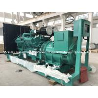 Wholesale Cummins KTA19 Series Open Diesel Genset with ABB switch , 440KW Standby Power from china suppliers